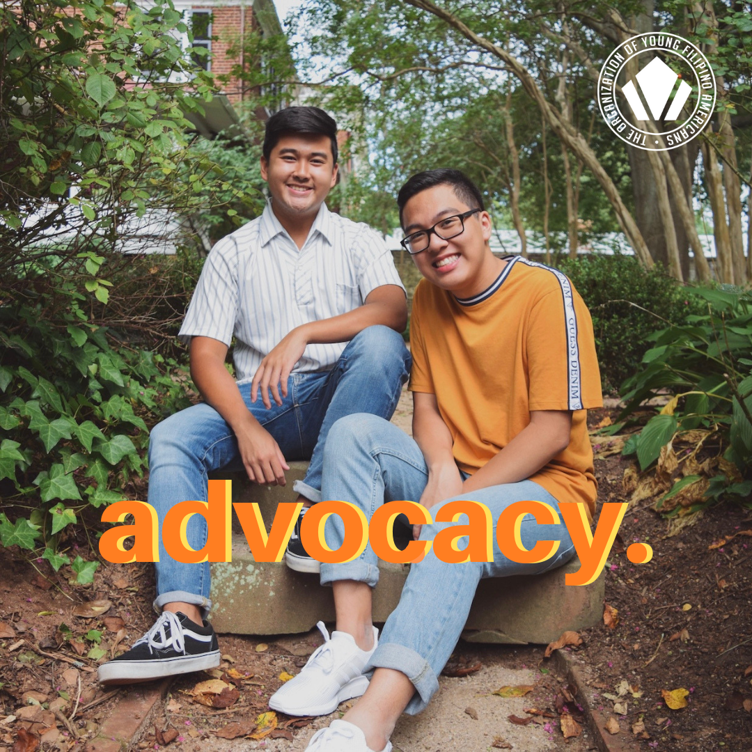 Advocacy Ben Hill and Noah Narciso